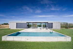 Country House In Zamora By Javier de Antón-Photographs Esau Acosta-01