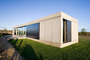Country House In Zamora By Javier de Antón-Photographs Esau Acosta-02