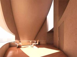 Interior-Design-of-Concrete-Moon-House-by-Antonino-Cardillo