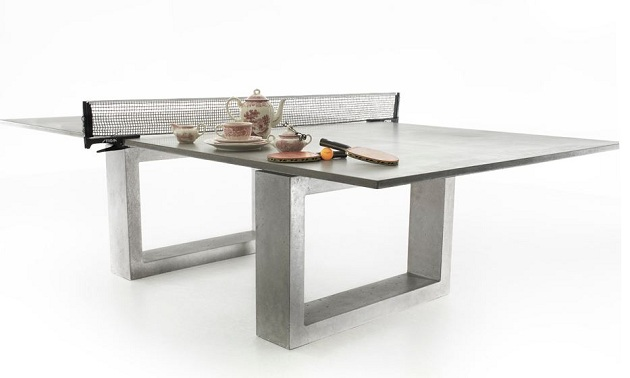 Concrete-Ping-Pong-Dining-Table-by-James-DeWulf