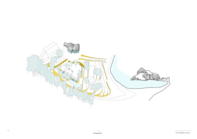 Langarita-Navarro arquitectos_Casa Baladrar_01_AXO