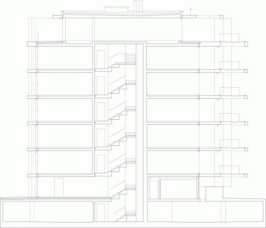 52d86bede8e44e4f2100005d_residential-building-zug-schleife-valerio-olgiati_zu_section_200_copia-530x455